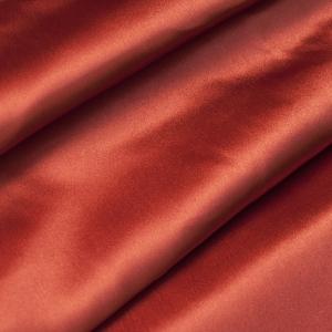 Шелк искусственный 100% полиэстер 220 см цвет оранжевый