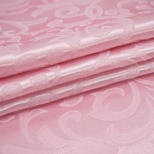 Портьерная ткань 150 см на отрез 100/2С цвет 21 роза