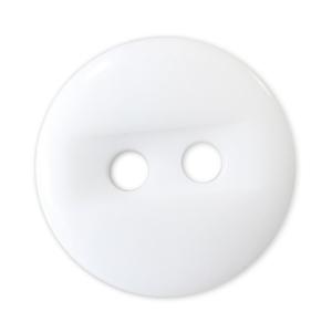 Пуговицы Блузочные 2 прокола 15 мм цвет 729 белый упаковка 24 шт