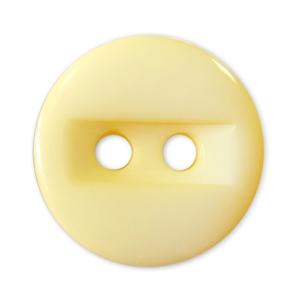 Пуговицы Блузочные 2 прокола 15 мм цвет 729 св-желтый упаковка 24 шт