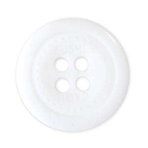 Пуговицы Блузочные 4 прокола 15 мм цвет 728 белый упаковка 24 шт