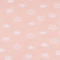Ткань на отрез бязь плательная 150 см 1694/4 цвет персик