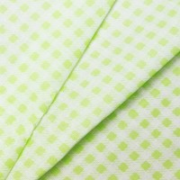 Ткань на отрез бязь плательная 150 см 1701/1 цвет салатовый