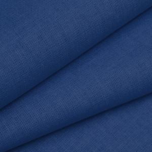 Ткань на отрез бязь М/л Шуя 150 см 17900 цвет индиго