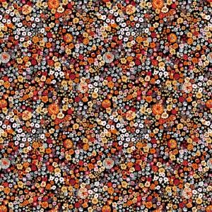 Перкаль 150 см набивной арт 140 Тейково рис 13299 вид 1 Мелони