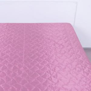 Покрывало шелк цвет темно-розовый 150/210
