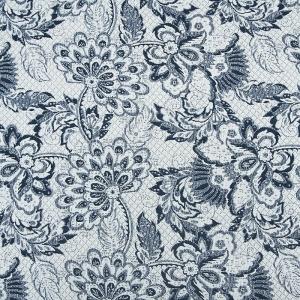 Гобелен Жаккард Романтика 200 см 1706 02 G-900 0576 цвет синий