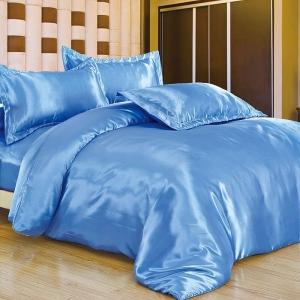 Ультрастеп шелк 220 +/- 10 см цвет голубой