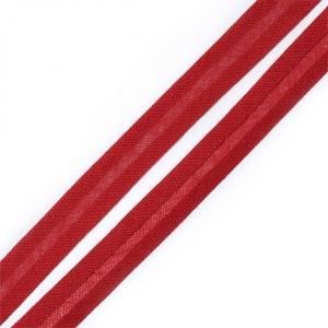 Косая бейка хлопок ширина 15 мм (132 м) цвет 7029 красный