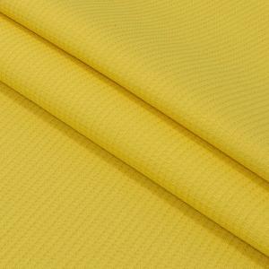 Вафельное полотно гладкокрашенное 150 см 165 гр/м2 цвет желтый