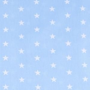 Отрез 150х300 Бязь плательная 150 см 1700/3 цвет голубой