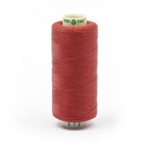 Нитки бытовые Dor Tak 40/2 366м 100% п/э, цв.673 розовый