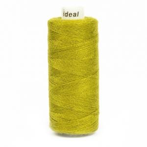 Нитки бытовые Ideal 40/2 100% п/э 444 зеленый