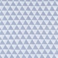 Ткань на отрез бязь плательная 150 см 1773/17 цвет серый