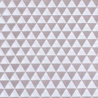 Ткань на отрез бязь плательная 150 см 1773/18 цвет кофе