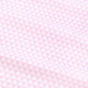Ткань на отрез бязь плательная 150 см 1773/23 цвет розовый