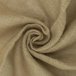 Ткань на отрез мешковина джут/лен 69/44 360 гр/м2 04