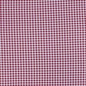 Ткань на отрез кулирка 1003-V84 Клетка цвет красный