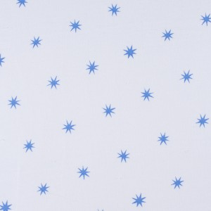 Ткань на отрез фланель 80 см 80721 Звезды