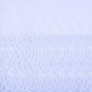 Ткань на отрез органза 280 см 85005 цвет 2759 сирень