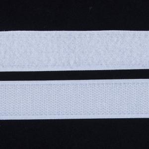 Лента-липучка 25 мм 25 м цвет белый
