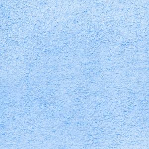 Простынь махровая цвет Голубой 155/200