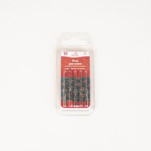 Иглы для бытовых швейных машин №90 Арти для кожи