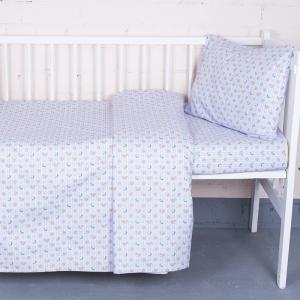 Постельное белье в детскую кроватку из бязи ГОСТ 92142
