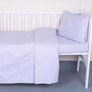Постельное белье в детскую кроватку из бязи ГОСТ 92141