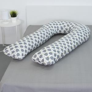 Подушка для беременных U-образная 461 Слоники
