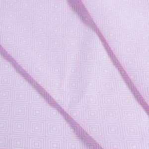 Ткань на отрез бязь плательная 150 см 1753/1 цвет розовый