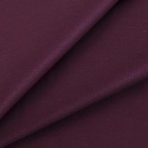 Ткань на отрез сатин гладкокрашеный 250 см цвет винный