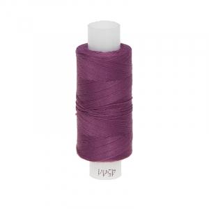 Нитки швейные 45ЛЛ 200м цвет 1612-тём.сирень