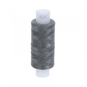 Нитки швейные 45ЛЛ 200м цвет 6202 серый