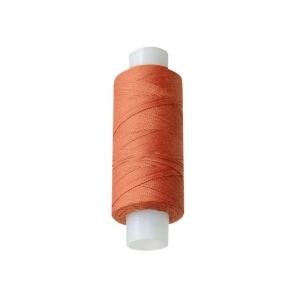 Нитки швейные 45ЛЛ 200м цвет 0614 оранж.