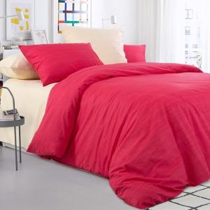 Постельное белье 204932 Махровый тюльпан 1.5 сп перкаль