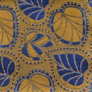 Ткань на отрез гобелен 150 см KS14 цвет синий