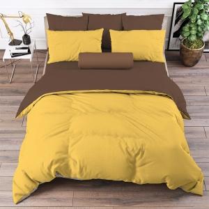Поплин гладкокрашеный 220 см 115 гр/м2 20021 цвет желтый