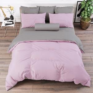 Поплин гладкокрашеный 220 см 115 гр/м2 21020 цвет розовый