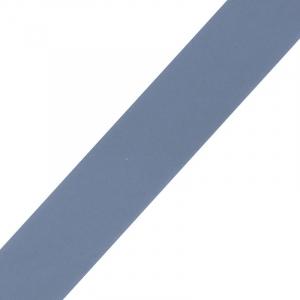 Лента светоотражающая 25мм серая 1 м