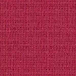 Ткань на отрез рогожка 150 см цвет бордо