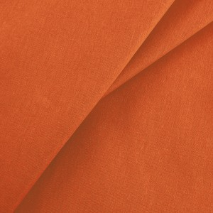 Бязь гладкокрашеная 120гр/м2 150 см цвет оранжевый