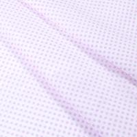 Ткань на отрез бязь плательная 150 см 1554/22А цвет розовый