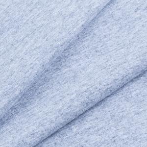 Ткань на отрез футер петля с лайкрой цвет Серый