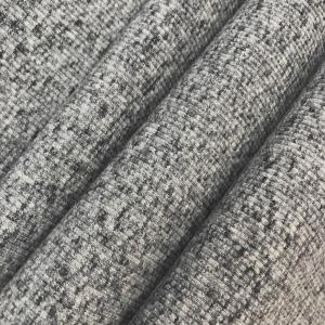 Ткань на отрез кашкорсе 3-х нитка с лайкрой Графит