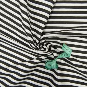 Ткань на отрез бязь плательная 150 см 1552/11 цвет черный