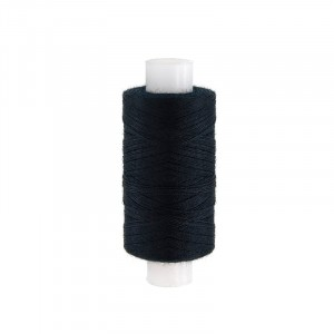 Нитки швейные 70ЛЛ 200м цвет 6818 черный