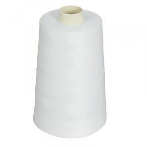 Нитки швейные 70ЛЛ 5000м цвет 0101 белые