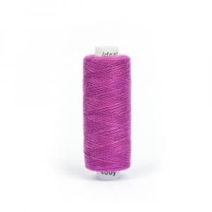 Нитки бытовые IDEAL 40/2 366м 100% п/э, цв.192 фиолетовый