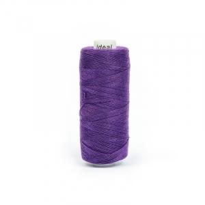 Нитки бытовые Ideal 40/2 100% п/э 200 фиолетовый